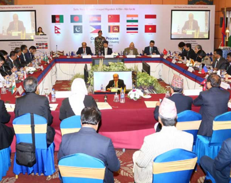 Colombo Process meeting begins