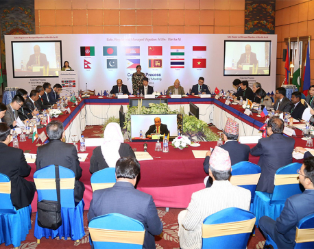 Colombo process ends with Kathmandu Declaration