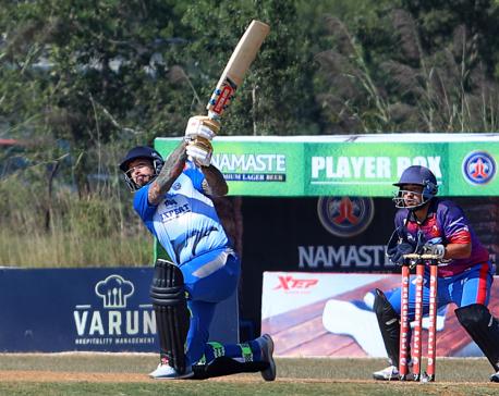 Dhangadi defeats Butwal by 20 runs