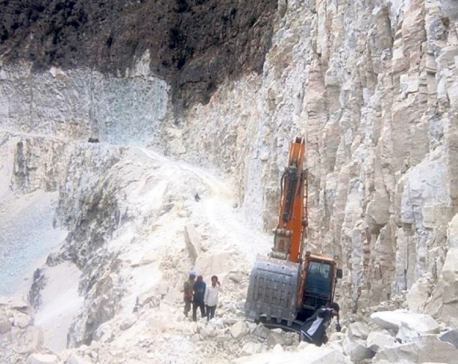 Dolpa connected to national road network