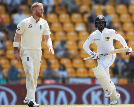 Stokes brilliance helps England peg back Sri Lanka