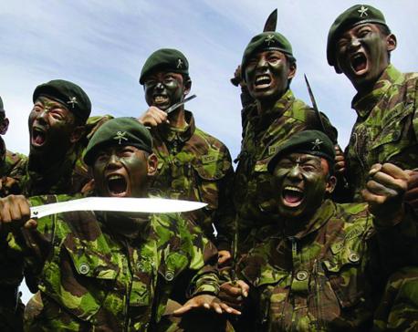 Ex-Gurkhas threaten to disrupt recruitment process