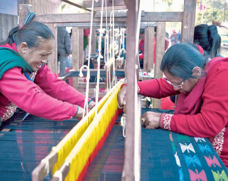 16th Handicraft Trade Fair kicks off in Kathmandu