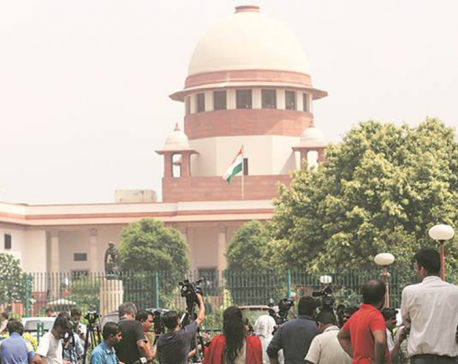 SC in India rejects CBI plea to reopen Bofors case over delay of 4,500 days