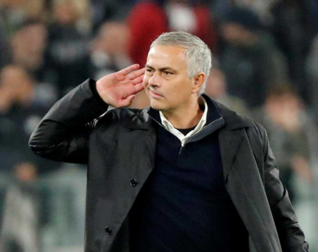 Mourinho defends Juve taunts after 'fantastic victory'