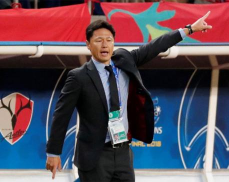 Proud Oiwa hails new Asian champions Kashima