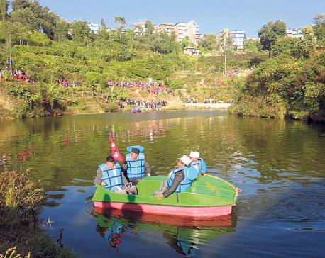 Boating facility to entice domestic tourists