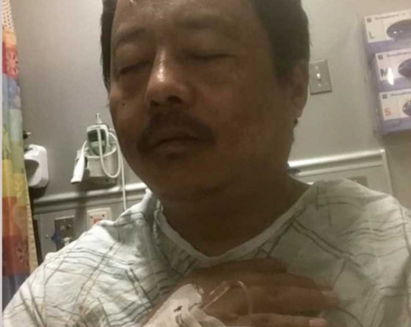 Brother-in-law of Sherdhan Rai's assistant assaults a Nepali Journalist in New York