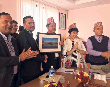 FNCCI Gandaki signs MoU with Hainan-based organization