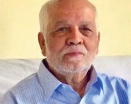 NilamberAcharyapicked asenvoy to India