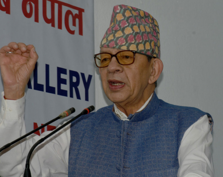 Party unification hits a snag over Thapa's arrogance: Rana