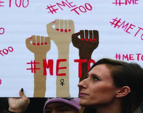 Media's #MeToo problem