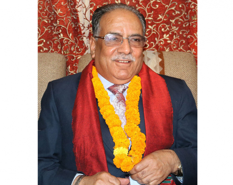 Leader Dahal assures of pro-people government performance