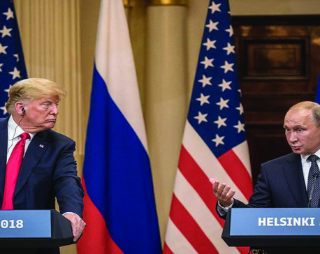 Is Trump duping Putin?