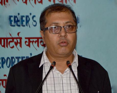 Rajan Bhattarai appointed as foreign affairs adviser