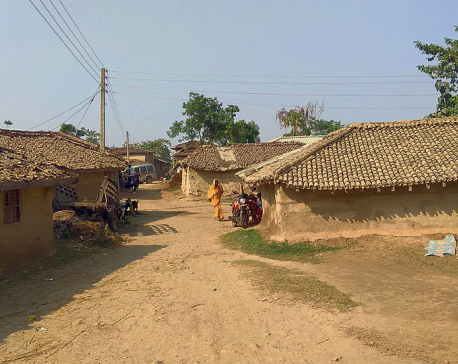 Men from two Sarlahi villages flee homes fearing reprisal attacks