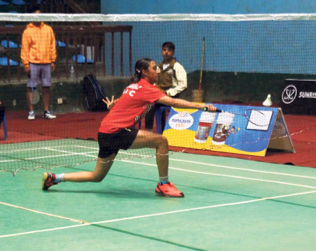 Rasila Maharjan into final of three Pushpalal categories