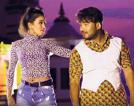 Sonna Amatya launches 'Ma Ta Khulla Chu'