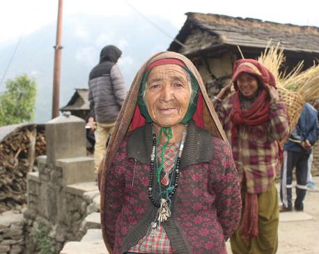 Elderly hopeful of allowance after getting citizenship