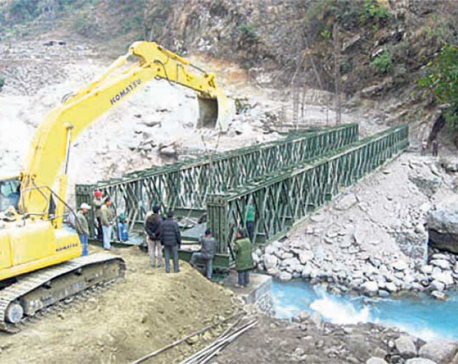 Hydro-mechanical work delay hits progress of Upper Tamakoshi