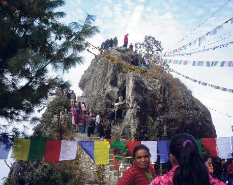 Pilgrimage to Agleshwar Mahadevsthan