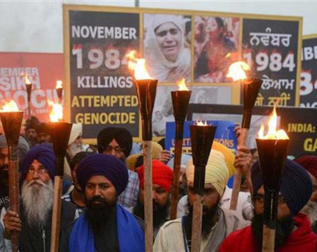 India court hands down death penalty over deadly 1984 anti-Sikh riots