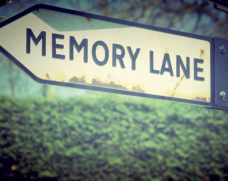 Memories down the lane
