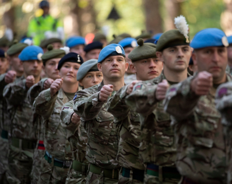 British Army to recruit foreigners from 53 commonwealth nations amidst personnel shortage
