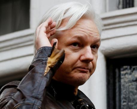 Assange's lawyers blocked from entering Ecuadorian embassy