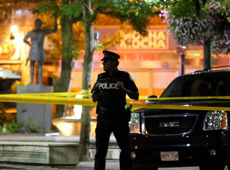 Canada's gun-related homicide rate hits its highest level in 25 years