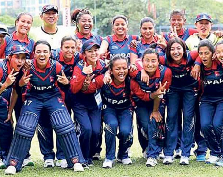 The sad state of women's cricket in Nepal