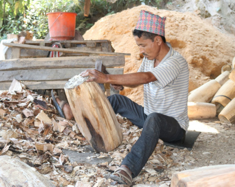 The madal-makers of Dhading