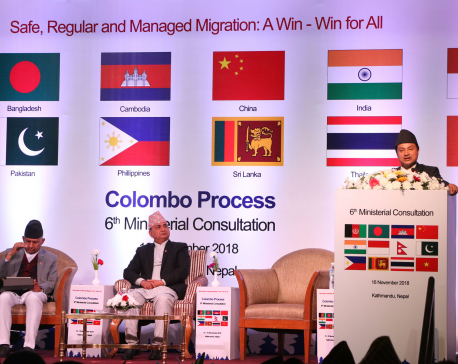 Nepal stresses safeguarding the rights of migrant workers