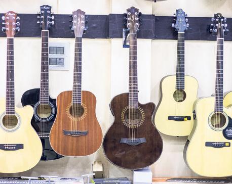 Mantra Guitar: Inspiring musicians
