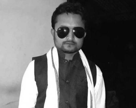 Former independent candidate Chaudhary shot dead in Kapilvastu