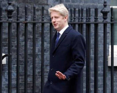 Jo Johnson resigns, demands new Brexit referendum
