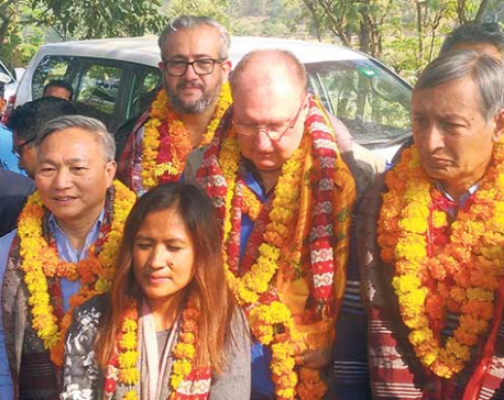 FinMin, senior World Bank official visit Majhi settlement