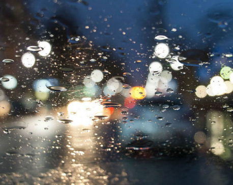 Light rain forecast in few places of hilly region