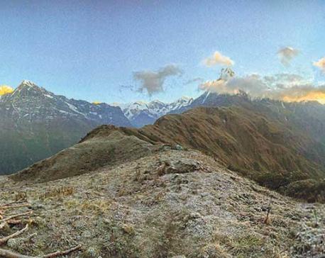 Mardi Himal, A short and unique trek