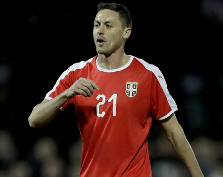 Serbian Man Utd star rejects tribute to dead NATO soldiers - Reports
