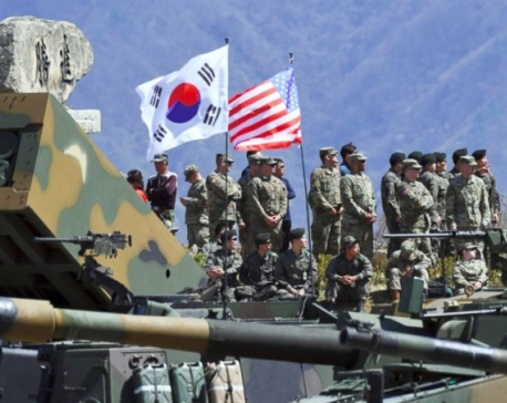S. Korean, U.S. to resume marine exercise