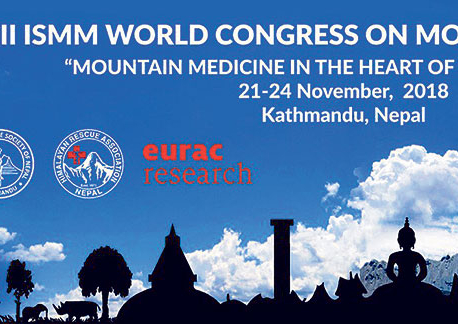 12th World Congress on Mountain Medicine begins today