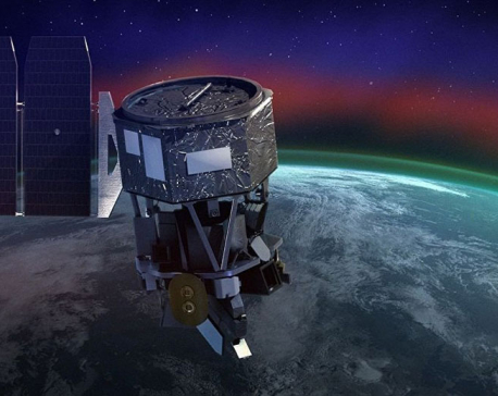 NASA's ICON mission launches satellite to Ionosphere