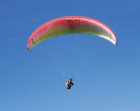 Korea climbs top in Paragliding Accuracy World Cup, Nepal down to 10th