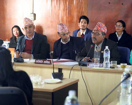 Finance Committee asks govt to tighten approval of off-budget requests