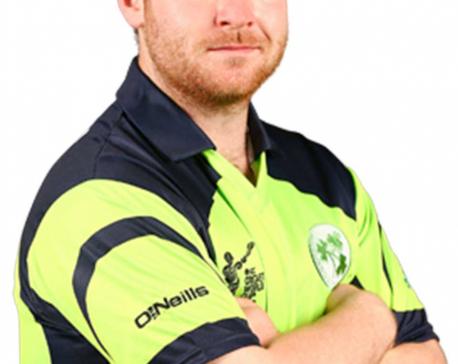 Chitwan Tigers signs Ireland star batsman Paul Stirling