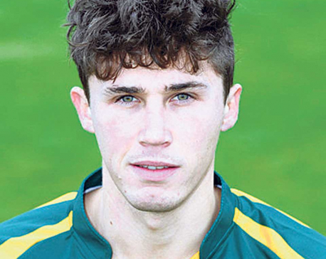 Nottinghamshire all-rounder Paul Coughlin signs for Pokhara Rhinos