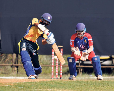 Dhangadhi Blues defeats Blasters to keep qualification hopes alive