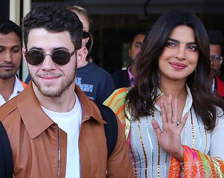 Priyanka Chopra-Nick Jonas get married in a Christian ceremony