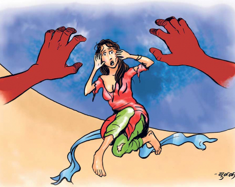 6 rape cases a day in first quarter of fiscal year